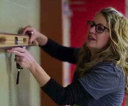 Lisa and Other National Designers Featured in Design for a Difference Makeover Video